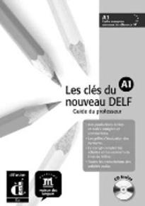 LES CLES NOUVEAU DELF A1 GUIDE PEDAGOGIQUE (+ CD)