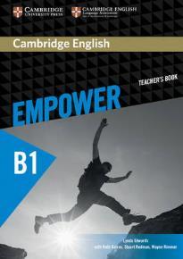 EMPOWER B1 TEACHER'S BOOK