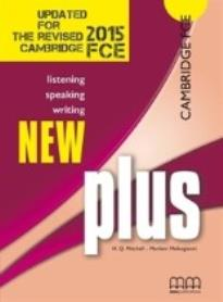 NEW PLUS FCE STUDENT'S BOOK 2015 UPDATED