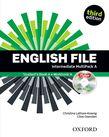 ENGLISH FILE 3RD ED A INTERMEDIATE MULTI PACK (+ iTUTOR + iCHECK