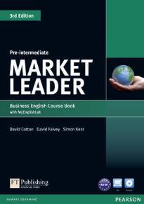MARKET LEADER PRE-INTERMEDIATE STUDENT'S BOOK (+ DVD ROM + MY LAB PACK) 3RD ED