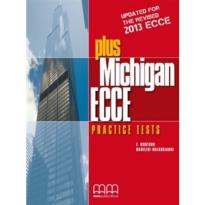 PLUS MICHIGAN ECCE PRACTICE TESTS STUDENT'S BOOK (+ GLOSSARY) 2013 REVISED