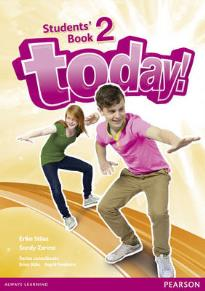 TODAY! 2 STUDENT'S BOOK