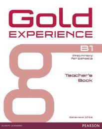 GOLD EXPERIENCE B1 TEACHER'S BOOK