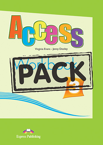 ACCESS 3 WORKBOOK PACK (+ DVD + THE AGE OF DINOSAURS + ACCESS 3 PRESENTATION SKILLS + DIGIBOOK APP.)