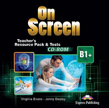 ON SCREEN B1+ TEACHER'S BOOK  RESOURCE CD-ROM (+ TESTS)