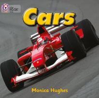 COLLINS BIG CAT : CARS BAND 01A/PINK A PB