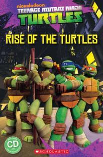 POPCORN ELT READERS 1: TEENAGE MUTANT NINJA TURTLES: RISE OF THE TURTLES