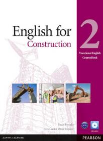 ENGLISH FOR CONSTRUCTION 2 STUDENT'S BOOK (+ CD-ROM)