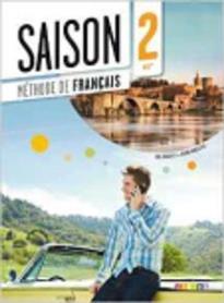 SAISON 2 A2+ METHODE (+ CD + DVD)