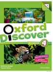 OXFORD DISCOVER 4 WORKBOOK (+ONLINE PRACTICE)