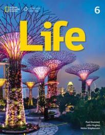 LIFE 6 STUDENT'S BOOK (+ PRINTED WORKBOOK) - AME