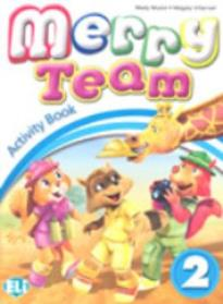 MERRY TEAM 2 WORKBOOK (+ CD)