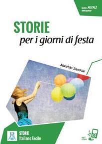 IFA : STORIE PER I GIORNI DI FIESTA A1 + A2 (+ ONLINE AUDIO)