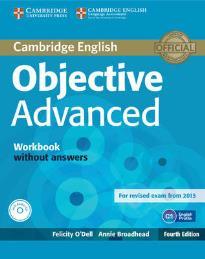 OBJECTIVE ADVANCED WORKBOOK (+ AUDIO CD) 4TH ED
