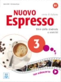 NUOVO ESPRESSO 3 B1 STUDENTE (+ WORKBOOK + DVD) 2ND ED