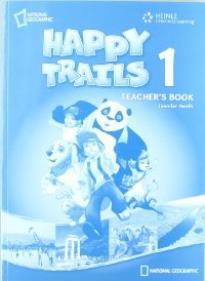 HAPPY TRAILS 1 TEACHER'S BOOK