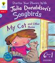 OXFORD READING TREE SONGBIRDS MY CAT AND OTHER STORIES (STAGE 4) PB