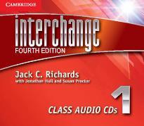 INTERCHANGE 1 CD CLASS (3) 4TH ED
