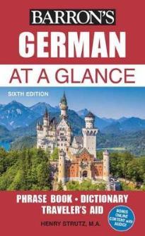 BARRON'S GERMAN AT A GLANCE