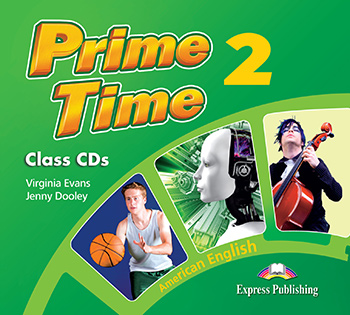 PRIME TIME 2 CD CLASS (2) AMERICAN EDITION