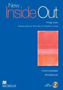 INSIDE OUT INTERMEDIATE WORKBOOK (+ CD) N/E