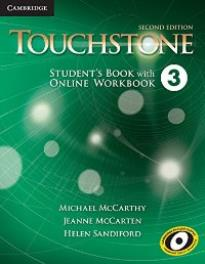 TOUCHSTONE 3 STUDENT'S BOOK (+ONLINE W/B) 2ND ED