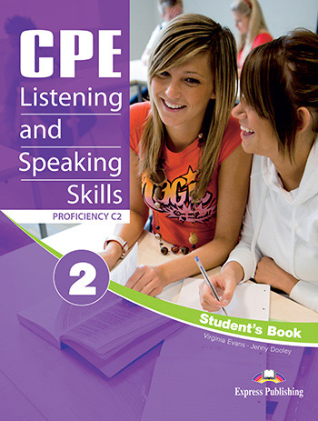 CPE LISTENING AND SPEAKING SKILLS 2 STUDENT'S BOOK N/E
