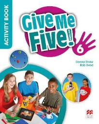GIVE ME FIVE! 6 WORKBOOK PACK