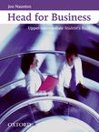 HEAD FOR BUSINESS UPPER INTERMEDIATE STUDENT'S BOOK