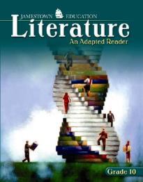 JAMESTOWN EDUCATION LITERATURE AN ADAPTED READER GRADE 10 PB