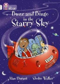 COLLINS BIG CAT : BUZZ & BINGO IN THE STARRY SKY BAND 10/WHITE PB