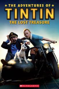 POPCORN ELT READERS 3: THE ADVENTURES OF TINTIN - THE LOST TREASURE