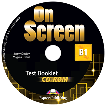 ON SCREEN B1 CD-ROM TEST