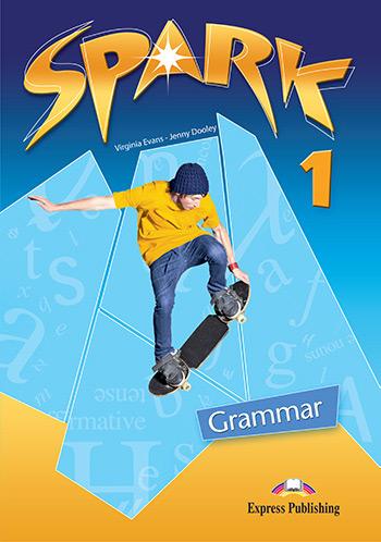 SPARK 1 GRAMMAR ENGLISH