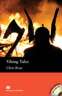 MACM.READERS 3: VIKING TALES (+ CD)