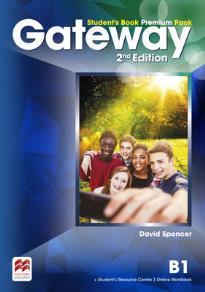 GATEWAY B1 STUDENT'S BOOK BOOK PREMIUM PACK 2ND ED