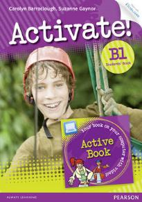 ACTIVATE B1 STUDENT'S BOOK (+ ACTIVE BOOK & iTESTS CODE)
