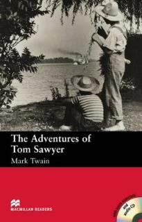 MACM.READERS : THE ADVENTURES OF TOM SAWYER BEGINNER (+ CD)