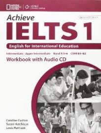 ACHIEVE 1 IELTS WORKBOOK (+ CD) 2ND ED