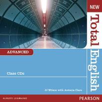 NEW TOTAL ENGLISH ADVANCED CD CLASS