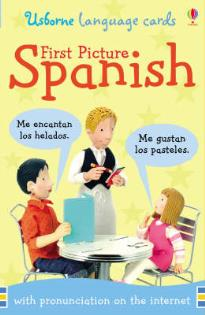 SPANISH FIRST PICTURES FLASHCARDS
