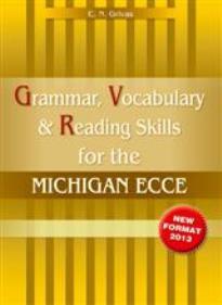 GVR MICHIGAN ECCE STUDENT'S BOOK (+ COMPANION) 2013 N/E