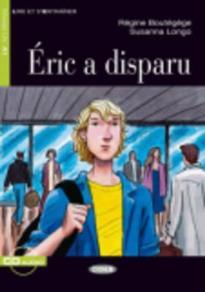 LES 1: ÉRIC A DISPARU (+ CD)