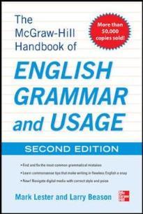 MCGRAW- HILL HANDBOOK OF ENGLISH GRAMMAR AND USAGE 2ND ED PB