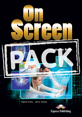 ON SCREEN C1 STUDENT'S BOOK PACK (+ IEBOOK + PUBLIC SPEAKING + STUDY COMPANION)
