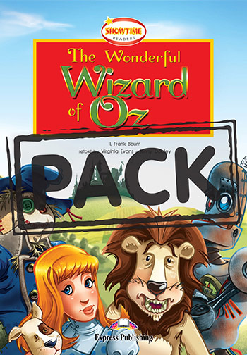 ELT SR 2: THE WONDERFUL WIZARD OF OZ (+ CD + DVD)
