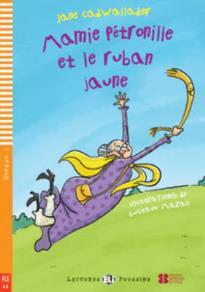 LEP 1: MAMIE PETRONILLE ET LE RUBAN JAUNE (+ CD)