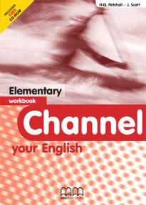 CHANNEL YOUR ENGLISH ELEMENTARY WORKBOOK (+ CD)