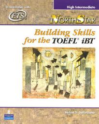 NORTHSTAR STUDENT'S BOOK BUILDING SKILLS FOR THE TOEFL IBT